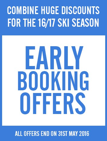 Early Booking Offers