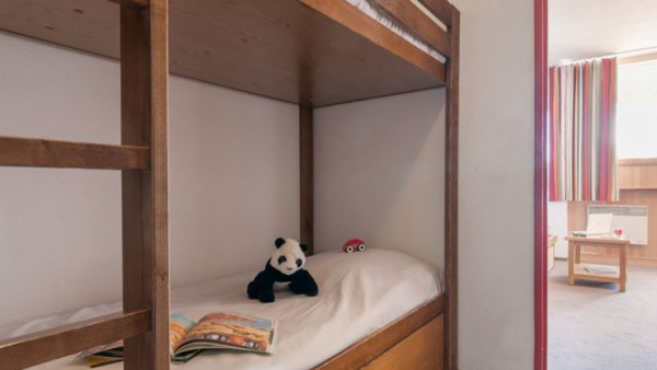 Bunk Beds, Residence Les Fontaines Blanches, Avoriaz, France