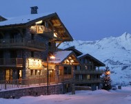 ski holiday chalets