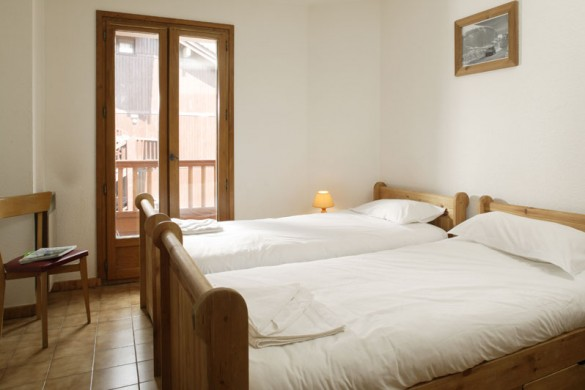 Chalet Arsellaz bed, Val D'Isere