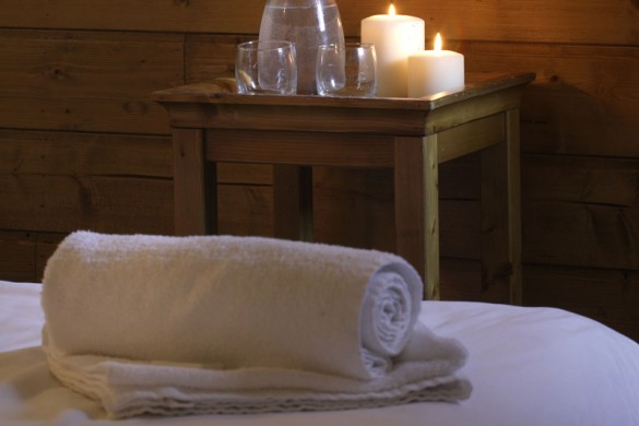 Chalet Caron bed, Val Thorens
