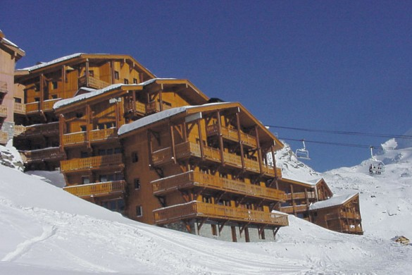 Chalet Clementine ext, Val Thorens
