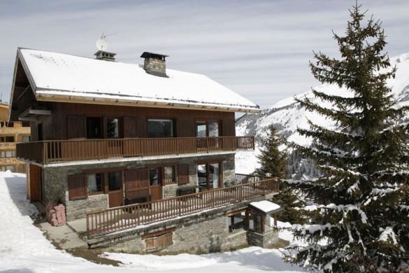 Exterior, Chalet Elodie - ski chalet in Meribel, France