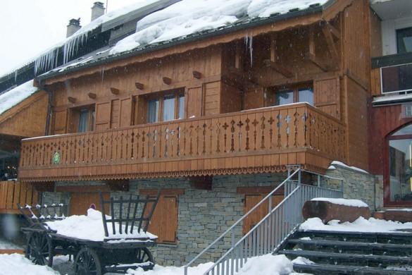 Chalet Les Rouses ext, Les Deux Alpes