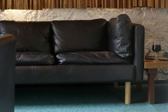 Chalet Lores sofa, Val D'Isere