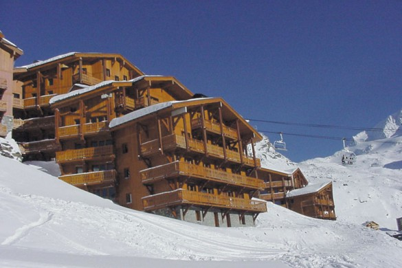 Chalet Peche ext, Val Thorens