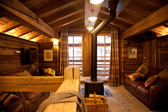 Chalet Samuel - Ski chalet in Courchevel, France