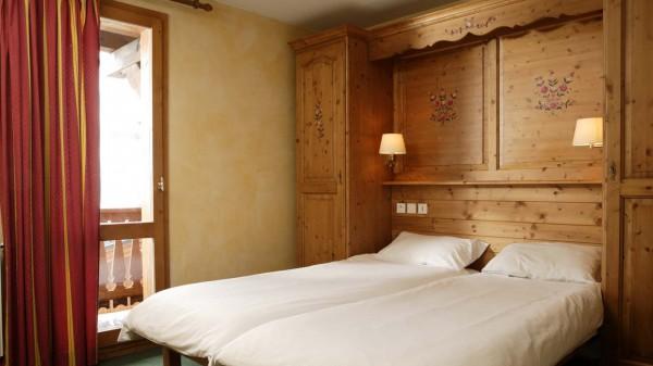 Bedroom, Chalet Carambole, Val Thorens
