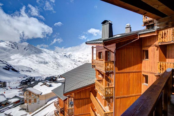 Chalet Cerise, Val Thorens, France, View of Exterior