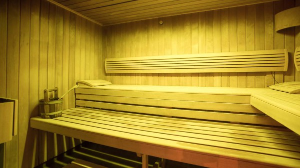 Chalet Clementine, Val Thorens, France, Shared Sauna