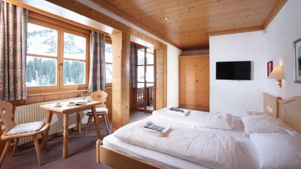 Chalet Furka, Ski Chalet in Lech, Large Austrian Twin