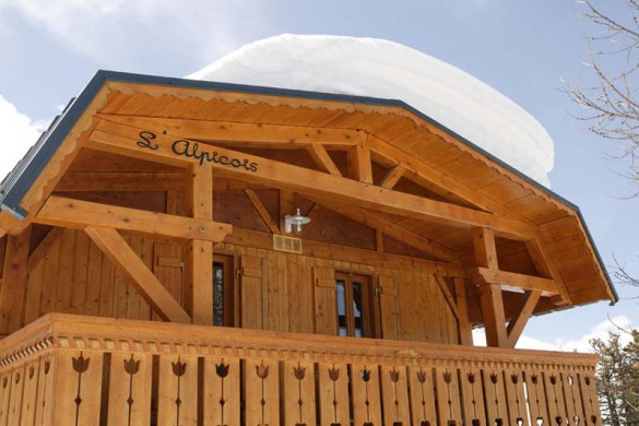 Chalet L'Alpicois, La Plagne, France Exterior 1