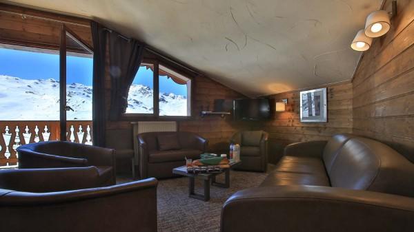 Lounge Area, Chalet Milo, Val Thorens, France