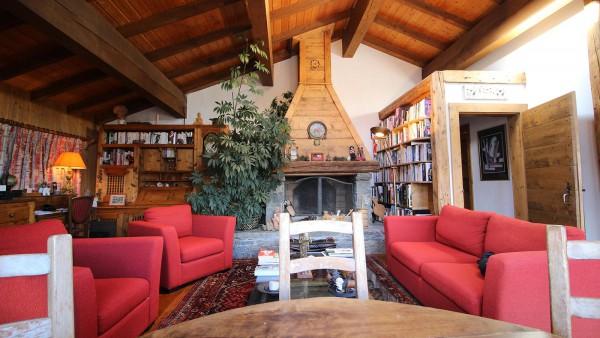 Chalet Simone, Meribel - Lounge