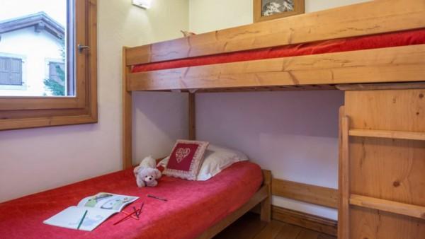 Child Bedroom, Residence La Ginabelle, Chamonix, France
