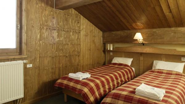 Chalet Choucas bed, La Rosiere