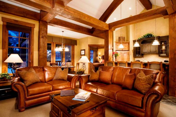 Hotel Park City, Park City Utah, USA, Cottage Luxury Suite