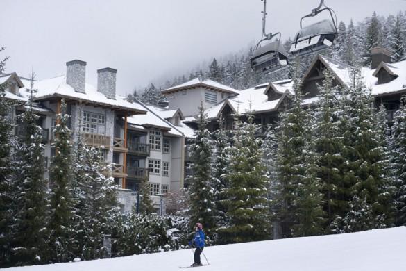 Hotel & Condo Coast Blackcomb Suite, exterior, Whistler