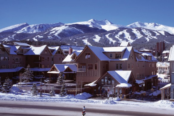 Condo Main Street Station ext, Breckenridge