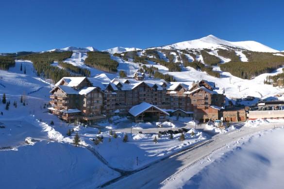 Condo One Ski Hill Place ext front, Breckenridge