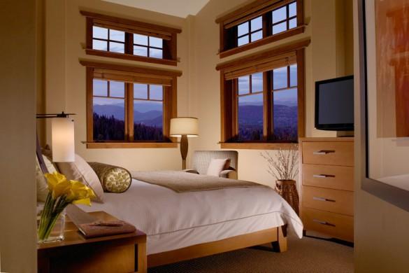 Condo One Ski Hill Place bed, Breckenridge