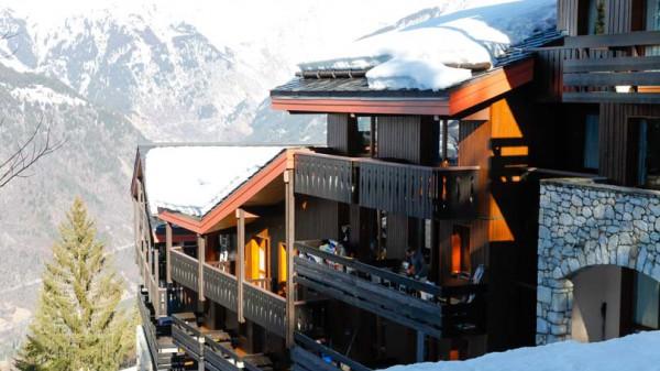 Exterior, Les Brigues Apartments - ski apartments in Courchevel, France
