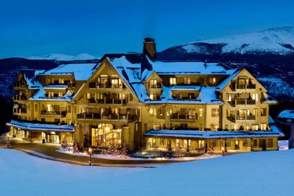Exterior - Crystal Peak Lodge - Condominiums in Breckenridge, USA