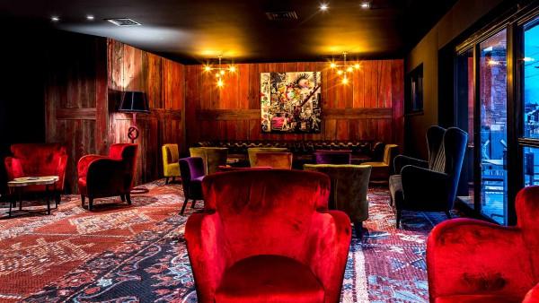 Daria-I Nor Hotel, Alpe D'Huez - Bar