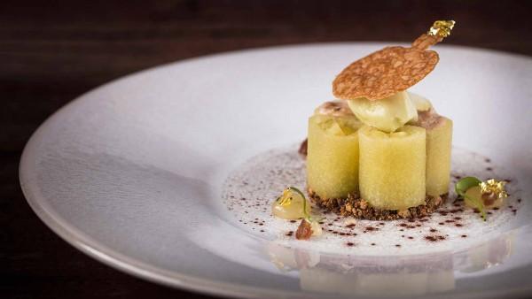 Daria-I Nor Hotel, Alpe D'Huez - Food
