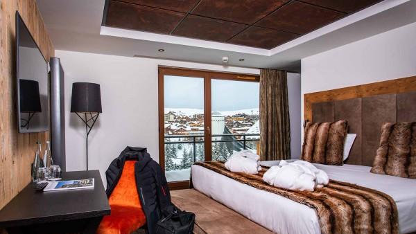 Daria-I Nor Hotel, Alpe D'Huez - Room