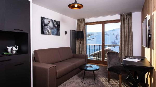 Daria-I Nor Hotel, Alpe D'Huez - Suite