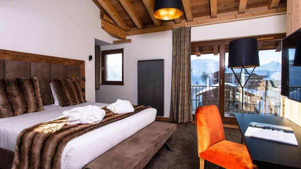 Daria-I Nor Hotel, Alpe D'Huez - Suite Room