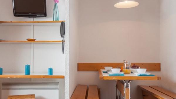 Dining Area, Residence Bellecote, La Plagne, France