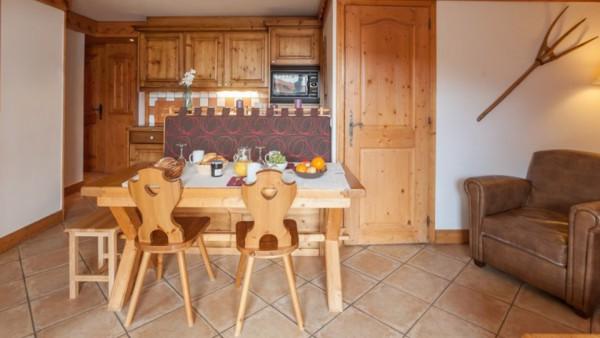 Dining Area, Les Alpages de Reberty, Les Menuires, France