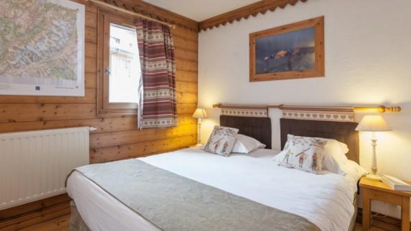 Double Bedroom, Residence La Ginabelle, Chamonix, France