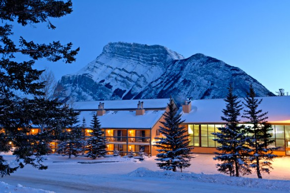 Douglas Fir Resort, ext, Banff & Lake Louise