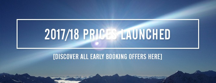 Early Booking Offers 2018