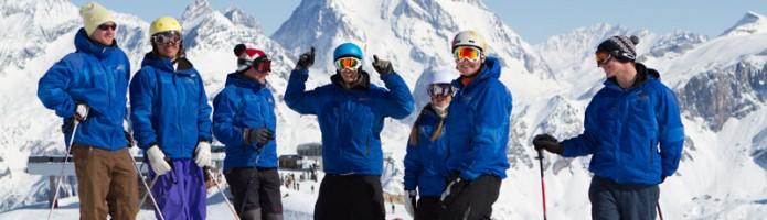 work with Skiworld in a ski season job
