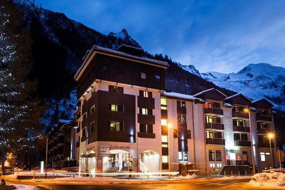 Exterior, Hotel Le Refuge Des Aiglons - Ski Hotel in Chamonix, France