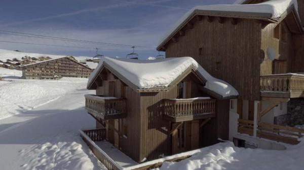 Exterior, Chalet Panoramique - Ski Chalet in La Plagne, France
