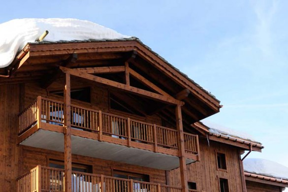 Exterior, Le Lodge Hemera - Ski Apartments in La Rosiere, France