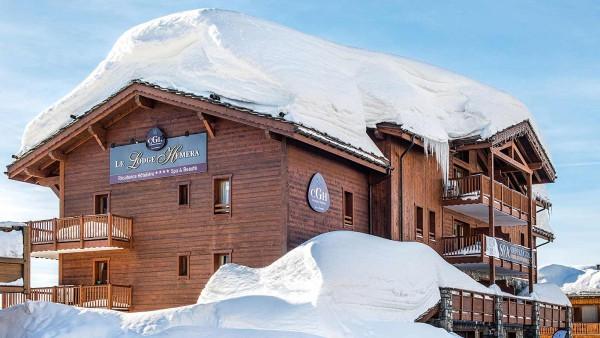 Exterior, Le Lodge Hemera - Ski Apartments in La Rosiere, France