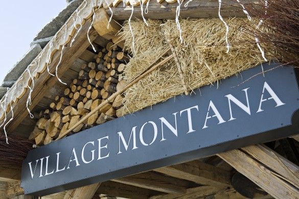 Exterior of Village Montana - Self-catered ski apartment in Tignes, France