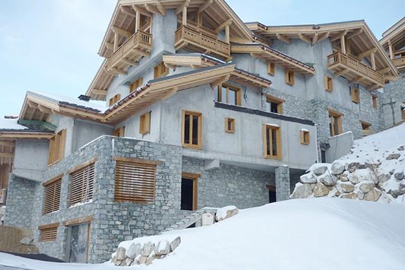 Chalet Silene - Ski Chalet in La Plagne, France