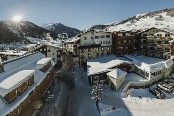 Exterior | Hotel Schwarzer Adler | St. Anton | Austria