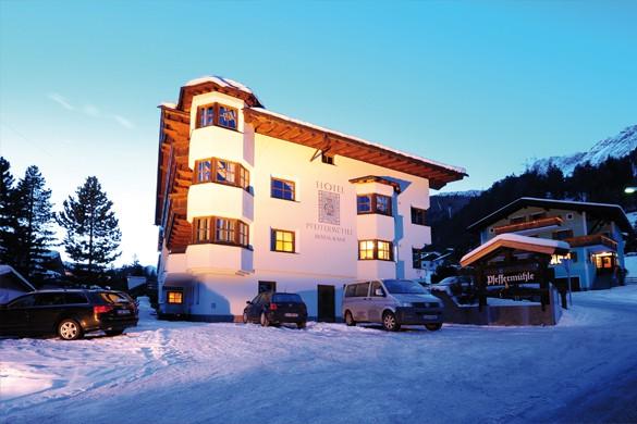 Exterior - Hotel Zur Pfeffermuehle, St Anton, Austria