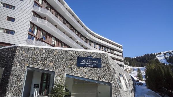 Exterior at CGH Le Centaure-apartment
