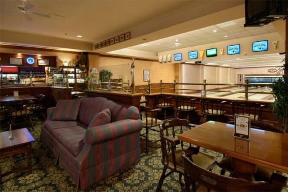 Fairmount Banff Springs, bowling, Banff & Lake Louise