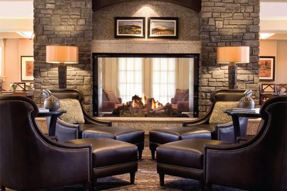 Fairmount Banff Springs, lounge, Banff & Lake Louise