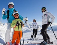 family ski holiday deals